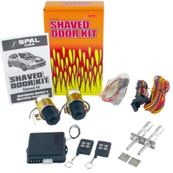SPAL Amenity High Power Shaved Door Handle Kit w/ Poppers