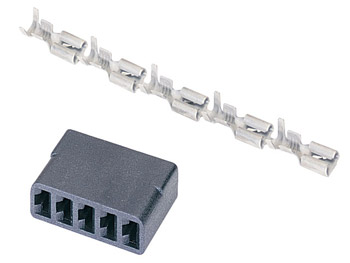 SPAL 5 Contact Switch Connector