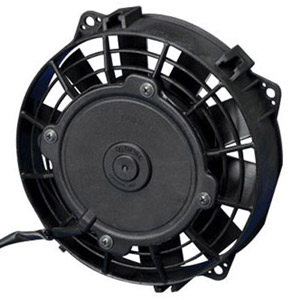 "SPAL 6.5"" Low Profile 24v Fan"