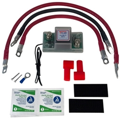 Dual Battery Smart Isolator 12v Relay Kit for UTV/ATV
