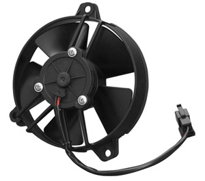 "SPAL 5.2"" Paddle Blade Slim Fan"