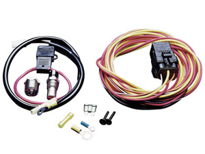 Fan Wiring Kit with 195° Thermostat