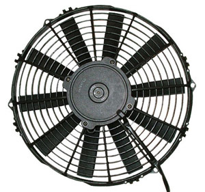 "SPAL 13"" Medium Profile Fan"