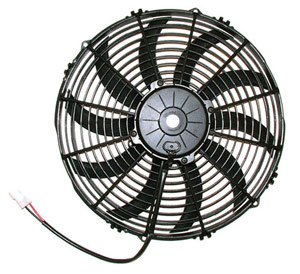 "SPAL 13"" High Performance Curved Blade Fan"