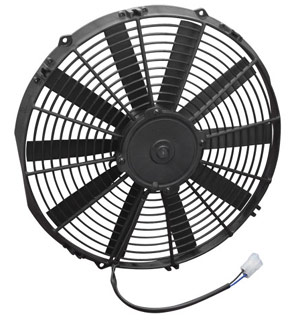 "SPAL 14"" Medium Profile Fan"