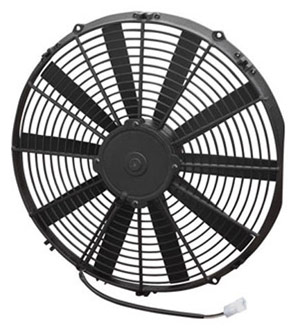 "SPAL 16"" Medium Profile Fan"