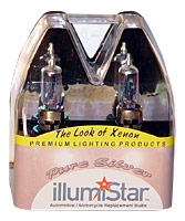 illumiStar Pure Silver H12 Bulbs - 2 Pack