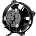 "SPAL 4"" Paddle Blade Slim Fan"