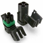 WeatherPack Four Wire Connector Kit