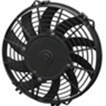 "SPAL 9"" Curved Blade Slim Fan"