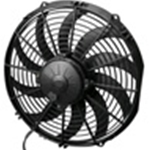 "SPAL 12"" High Performance Curved Blade Fan"