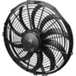 "SPAL 14"" High Performance Curved Blade Fan"