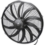 "SPAL 16"" High Performance Curved Blade Fan"