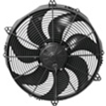 "SPAL 16"" High Performance Paddle Blade Fan"