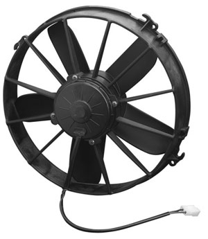 "SPAL 12"" High Performance Straight Blade Fan"